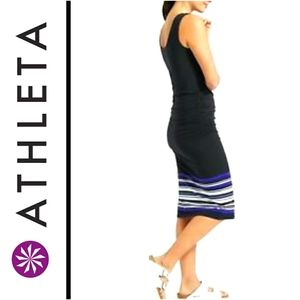 Athleta Midi Tank Dress size sm